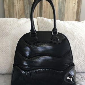 PUMA - Black Bubble Bag